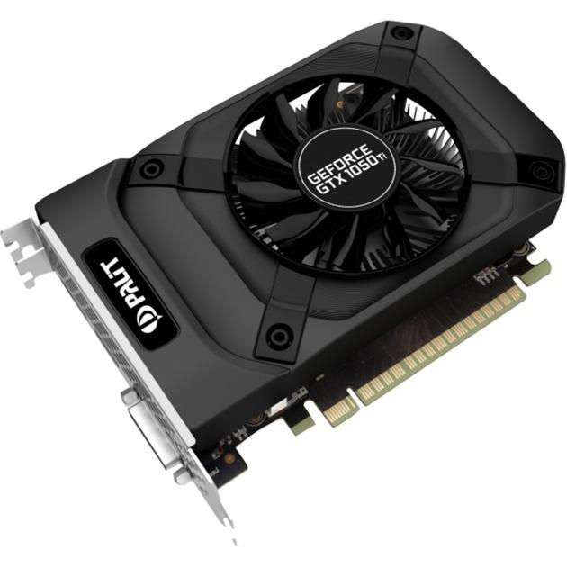 GeForceGTX 1050 Ti StormX GeForce GTX 1050 Ti 4GB GDDR5, Tarjeta gráfica
