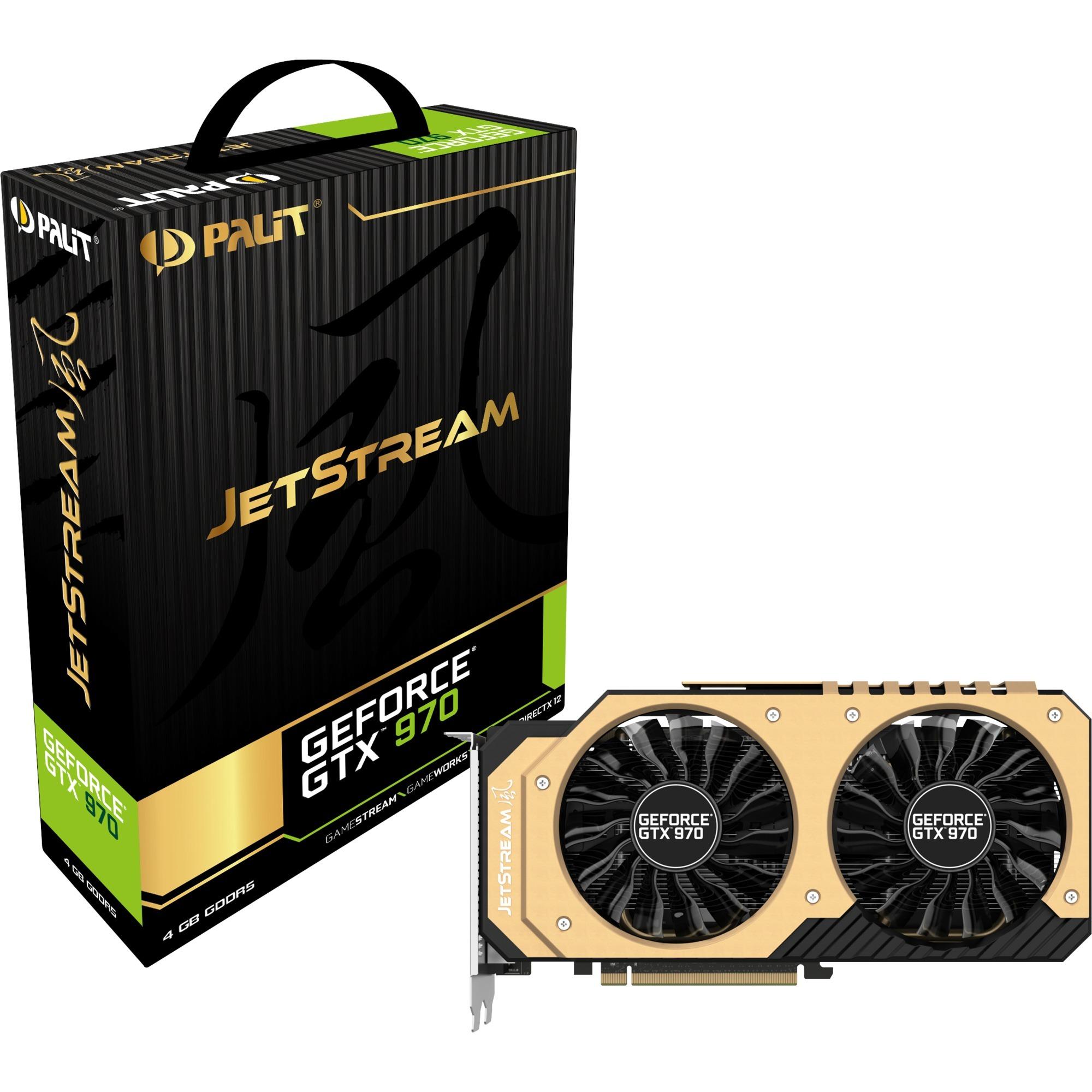 GeForce GTX970 Jetstream, Tarjeta gráfica