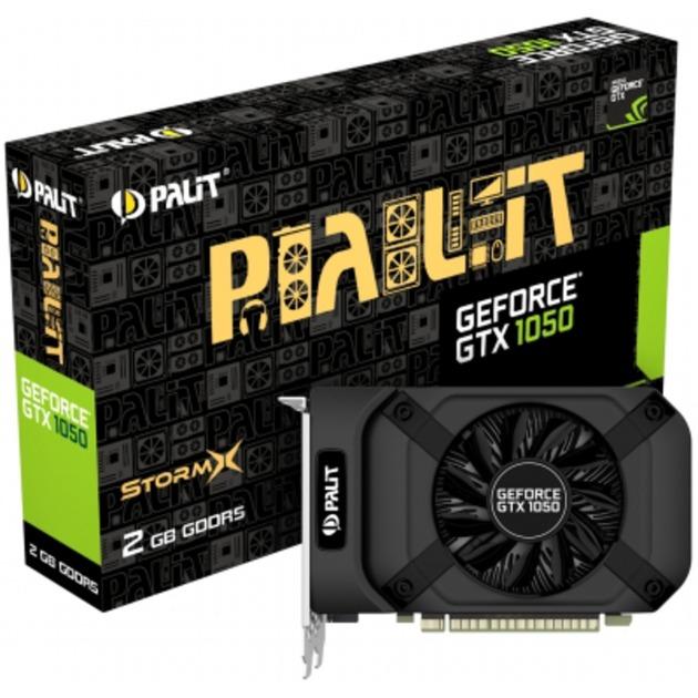 GeForce GTX 1050 StormX GeForce GTX 1050 2GB GDDR5, Tarjeta gráfica