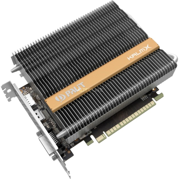 GeForce GTX 1050 Ti KalmX, Tarjeta gráfica