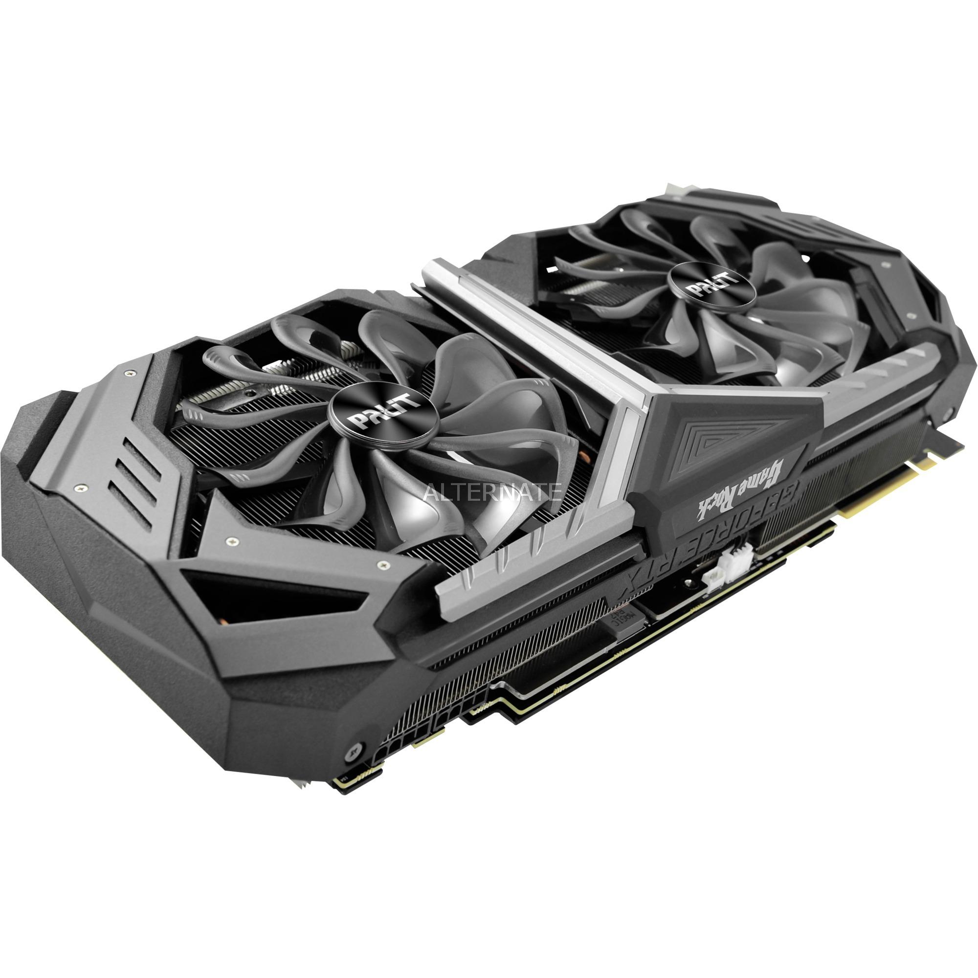 GeForce RTX 2080 GameRock, Tarjeta gráfica