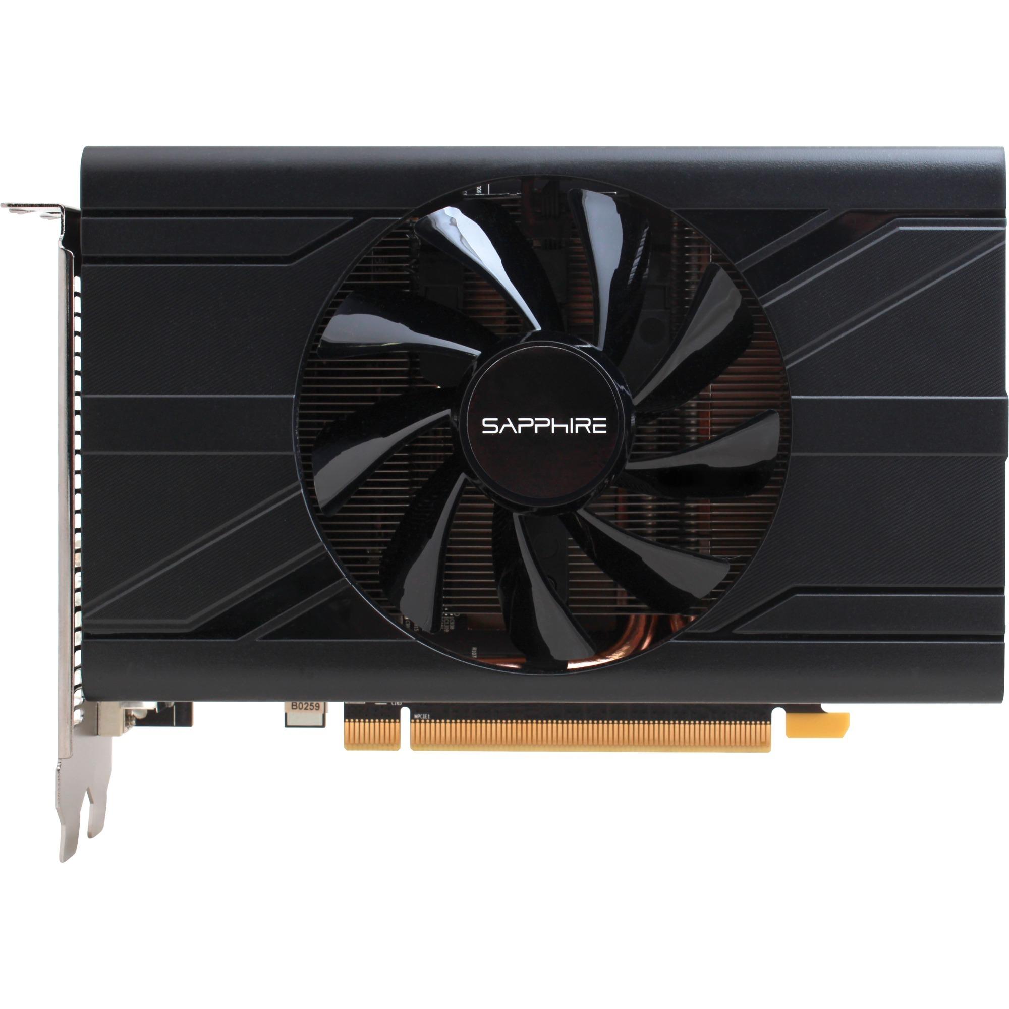 11266-34-20G tarjeta gráfica Radeon RX 570 4 GB GDDR5