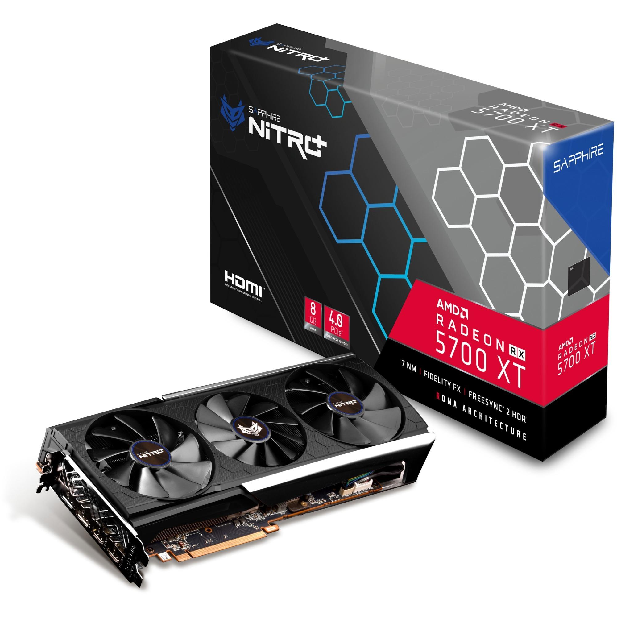 11293-03-40G tarjeta gráfica Radeon RX 5700 XT 8 GB GDDR6