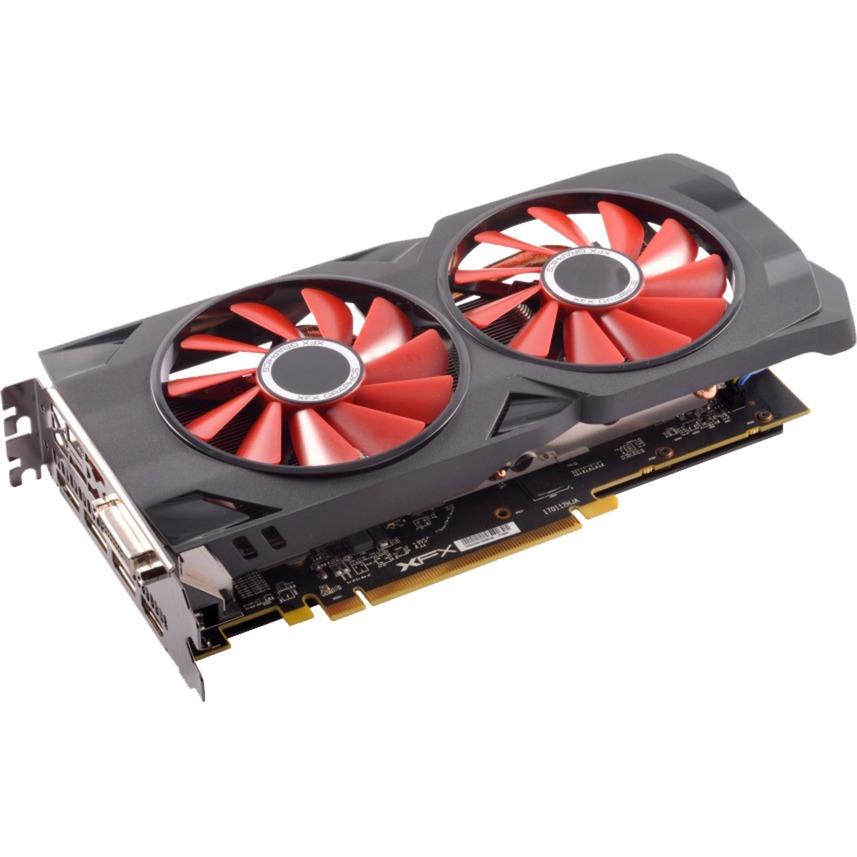 RX-570P8DFD6 Radeon RX 570 8GB GDDR5 tarjeta gráfica