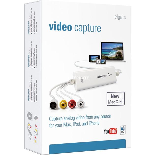 1VC108601001 Analógica USB sintonizador de TV, Tarjeta de captura