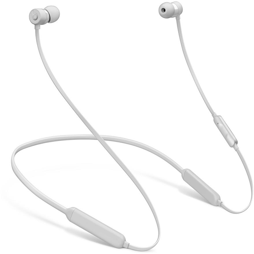 BeatsX auriculares para móvil Binaural Diadema Plata