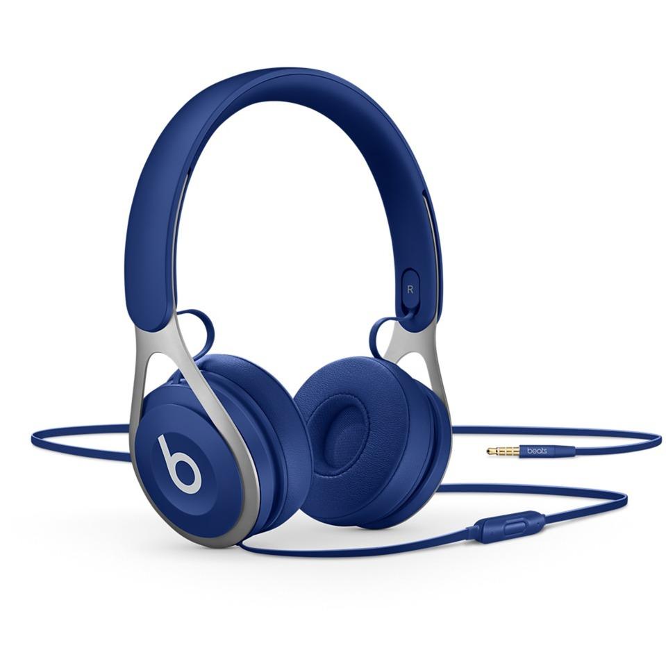 Beats EP Diadema Binaural Alámbrico Azul auriculares para móvil