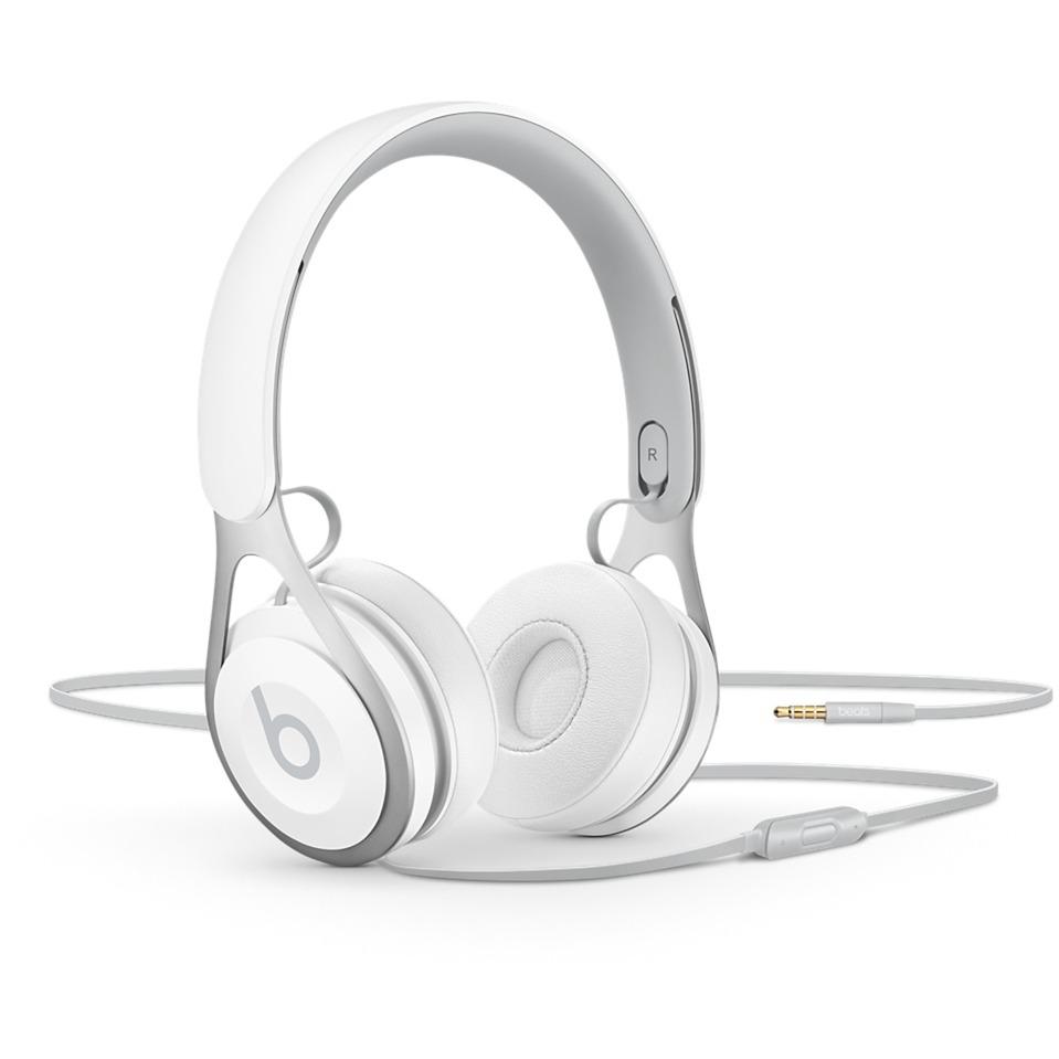 Beats EP Diadema Binaural Alámbrico Blanco auriculares para móvil