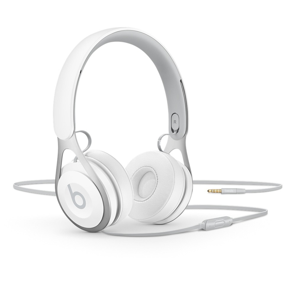 Beats EP Diadema Binaurale Alámbrico Blanco auriculares para móvil