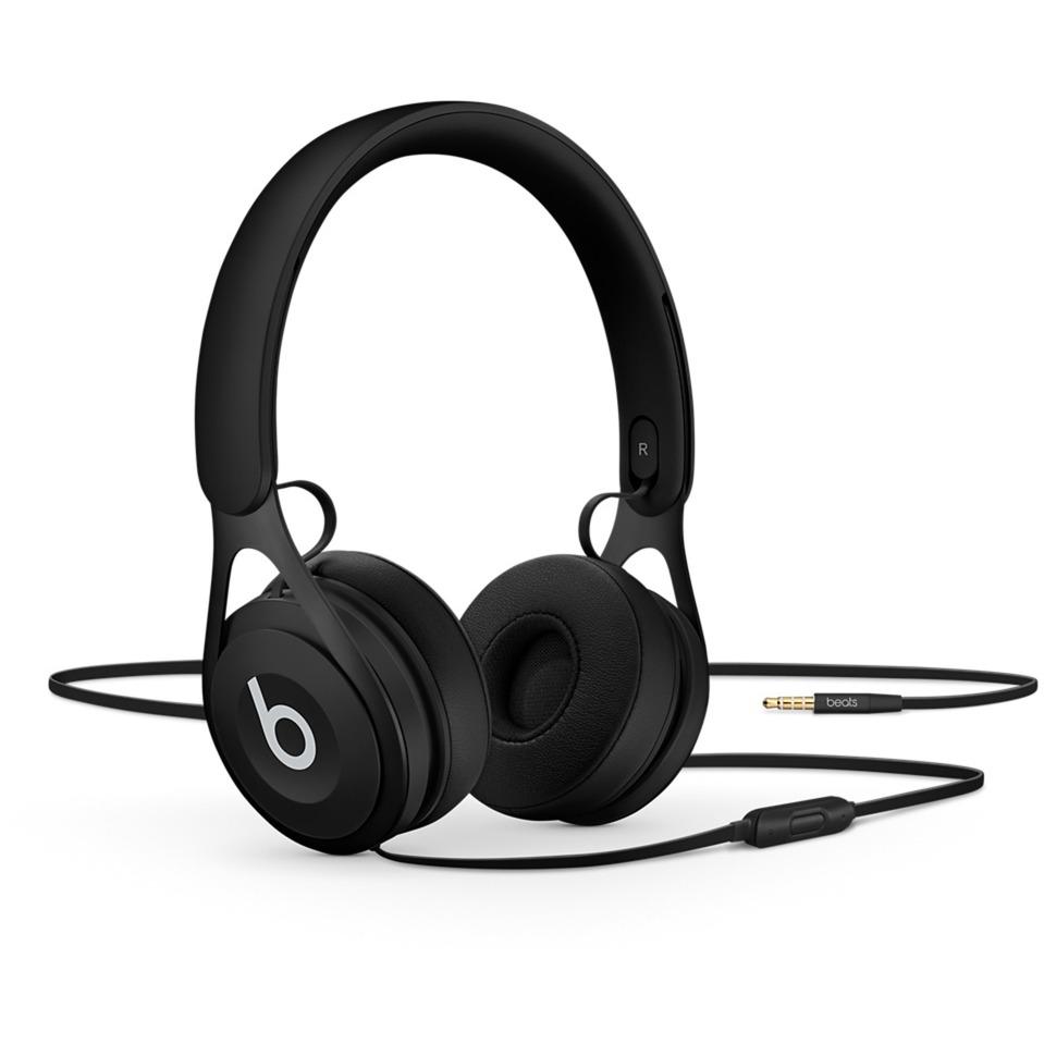 Beats EP auriculares para móvil Binaural Diadema Negro Alámbrico
