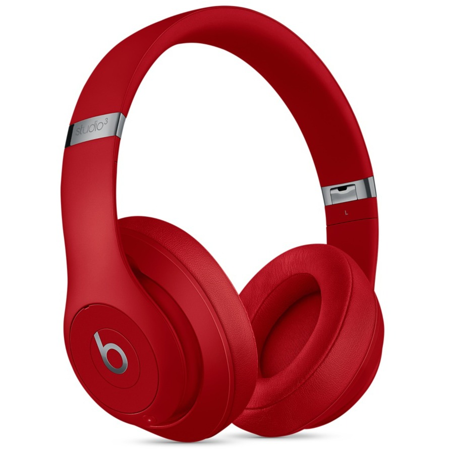 Beats Studio3 Diadema Binaural Alámbrico/Inalámbrico Rosa auriculares para móvil