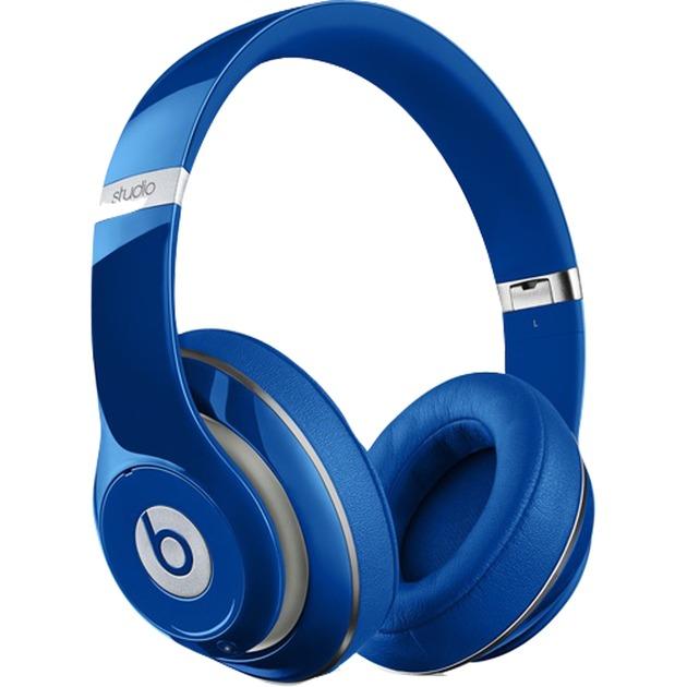 MHA92ZM/B Binaurale Diadema Azul auricular con micrófono, Auriculares