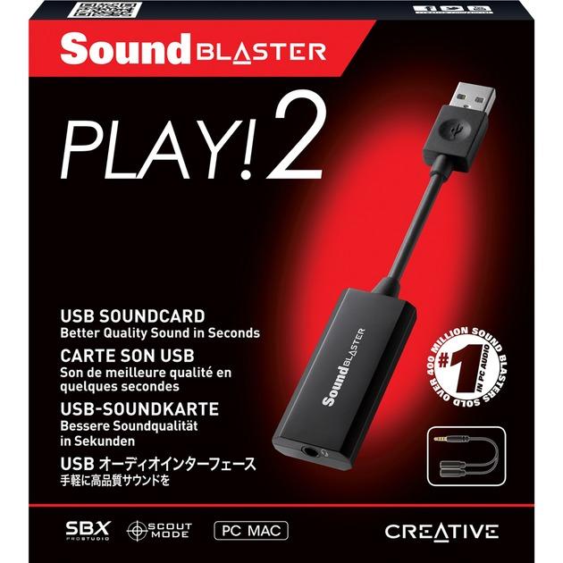 70SB162000001 0.11m USB 3.5mm Negro adaptador de cable de vídeo, Tarjeta de sonido