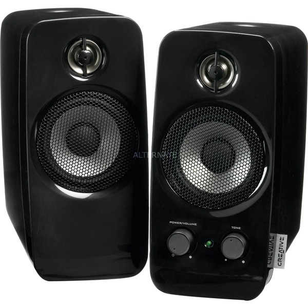 Inspire T10 10W Negro altavoz, Altavoces de PC