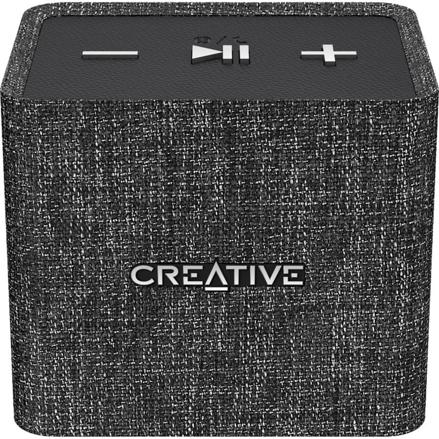 NUNO Micro Mono portable speaker Negro, Altavoz
