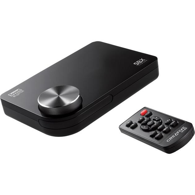 SB X-Fi Surround 5.1 Pro 5.1 canales USB, Tarjeta de sonido