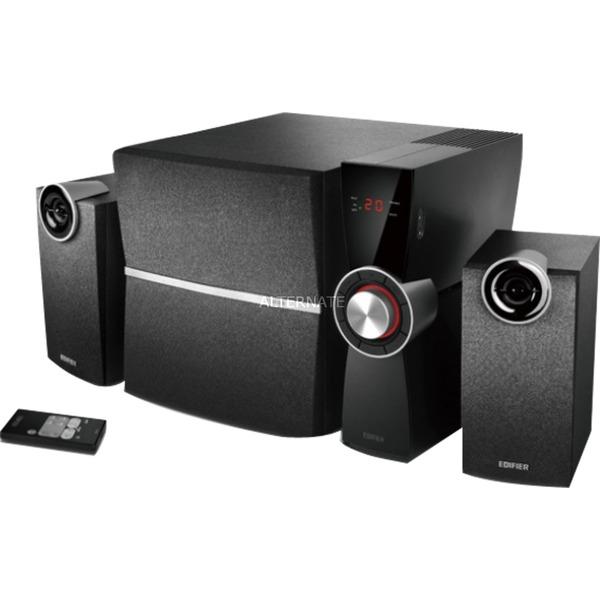C2XD conjunto de altavoces 2.1 canales 53 W Negro, Altavoces de PC