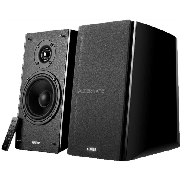 R2000DB altavoz 120 W Negro, Altavoces de PC