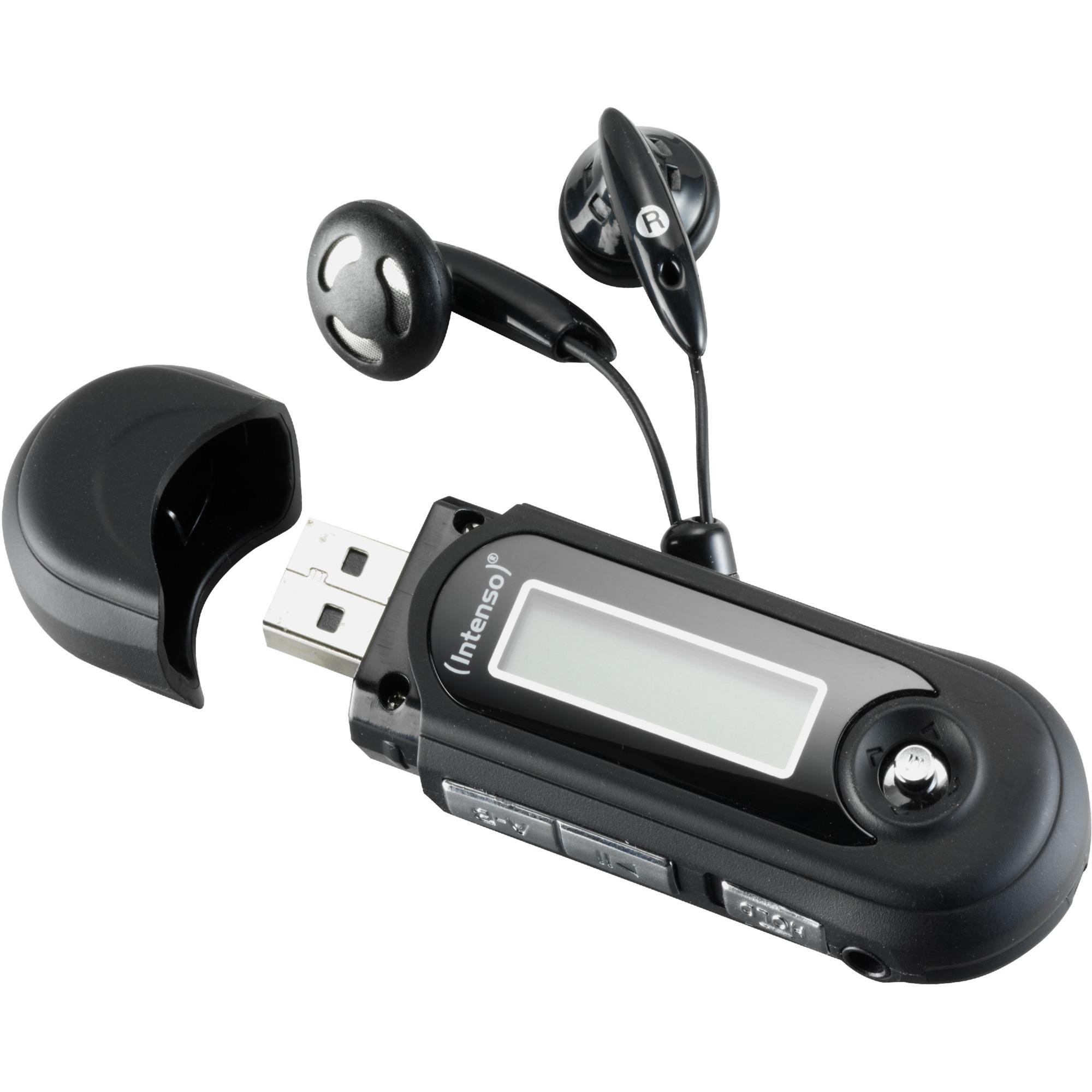 3601460 MP3 8GB Negro reproductor MP3/MP4