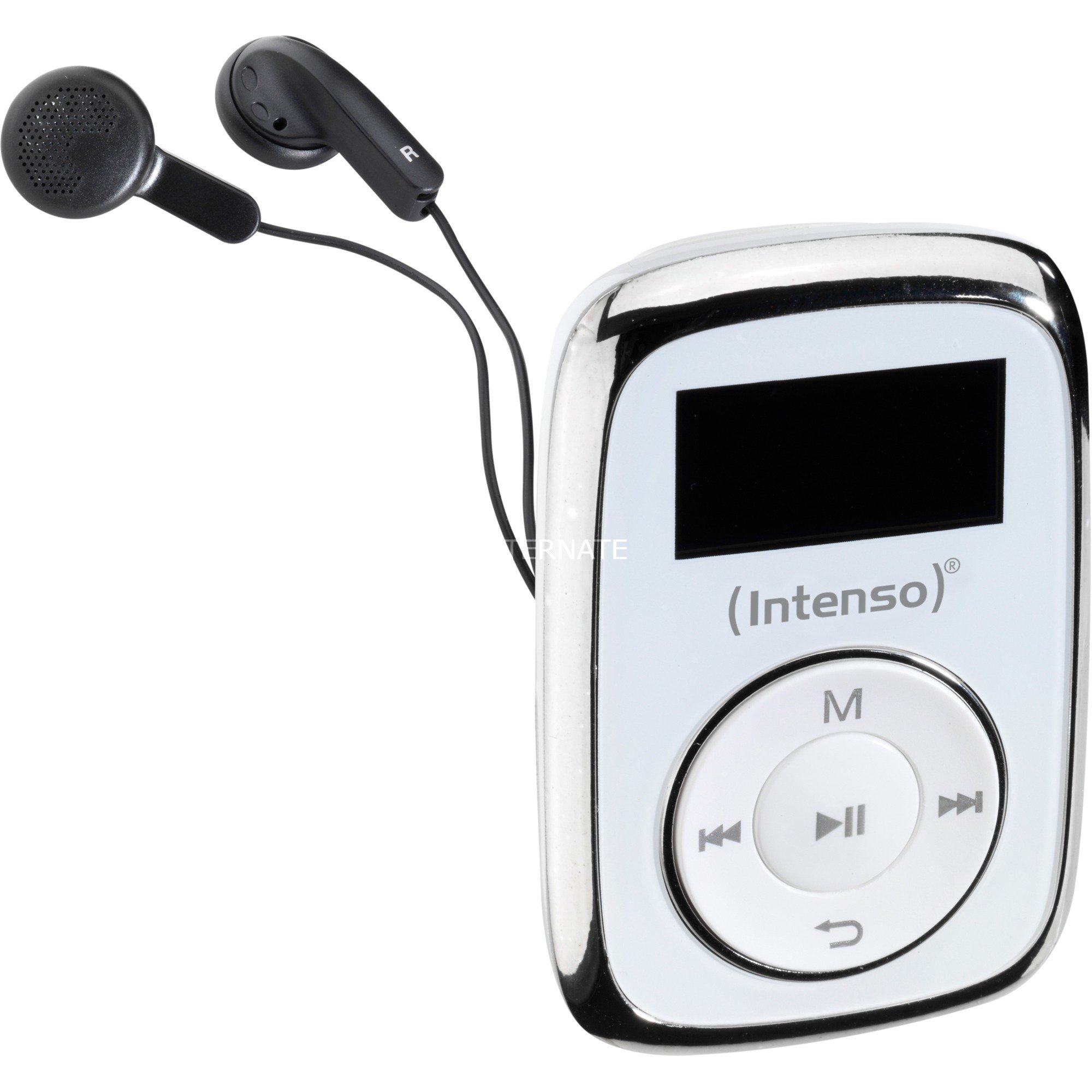 Music Mover Reproductor de MP3 Blanco 8 GB, Reproductor mp3