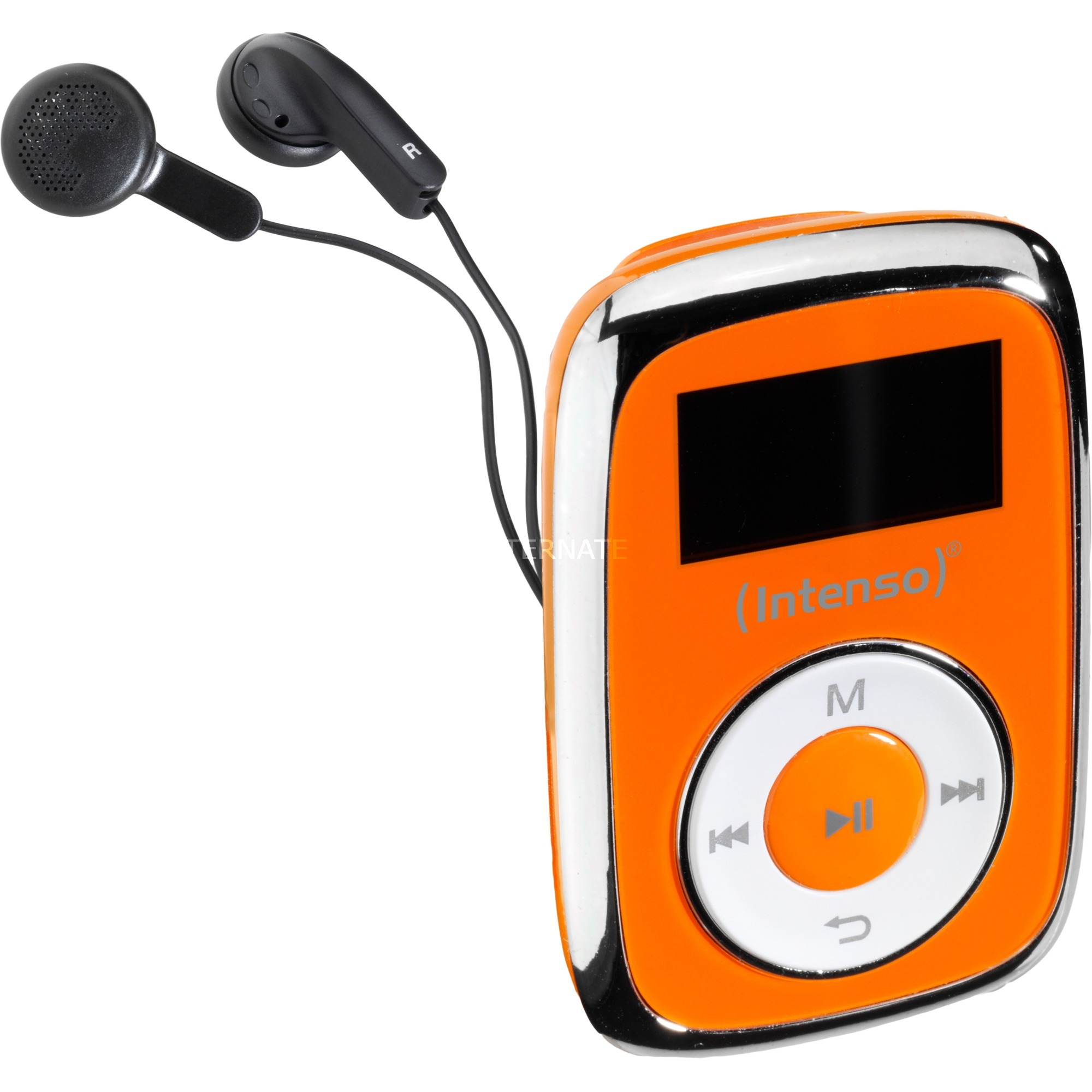 Music Mover Reproductor de MP3 Naranja 8 GB, Reproductor mp3