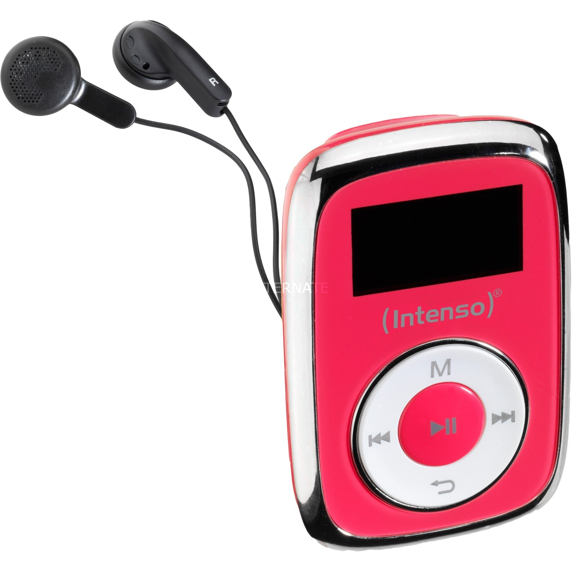 Music Mover Reproductor de MP3 Rosa 8 GB, Reproductor mp3