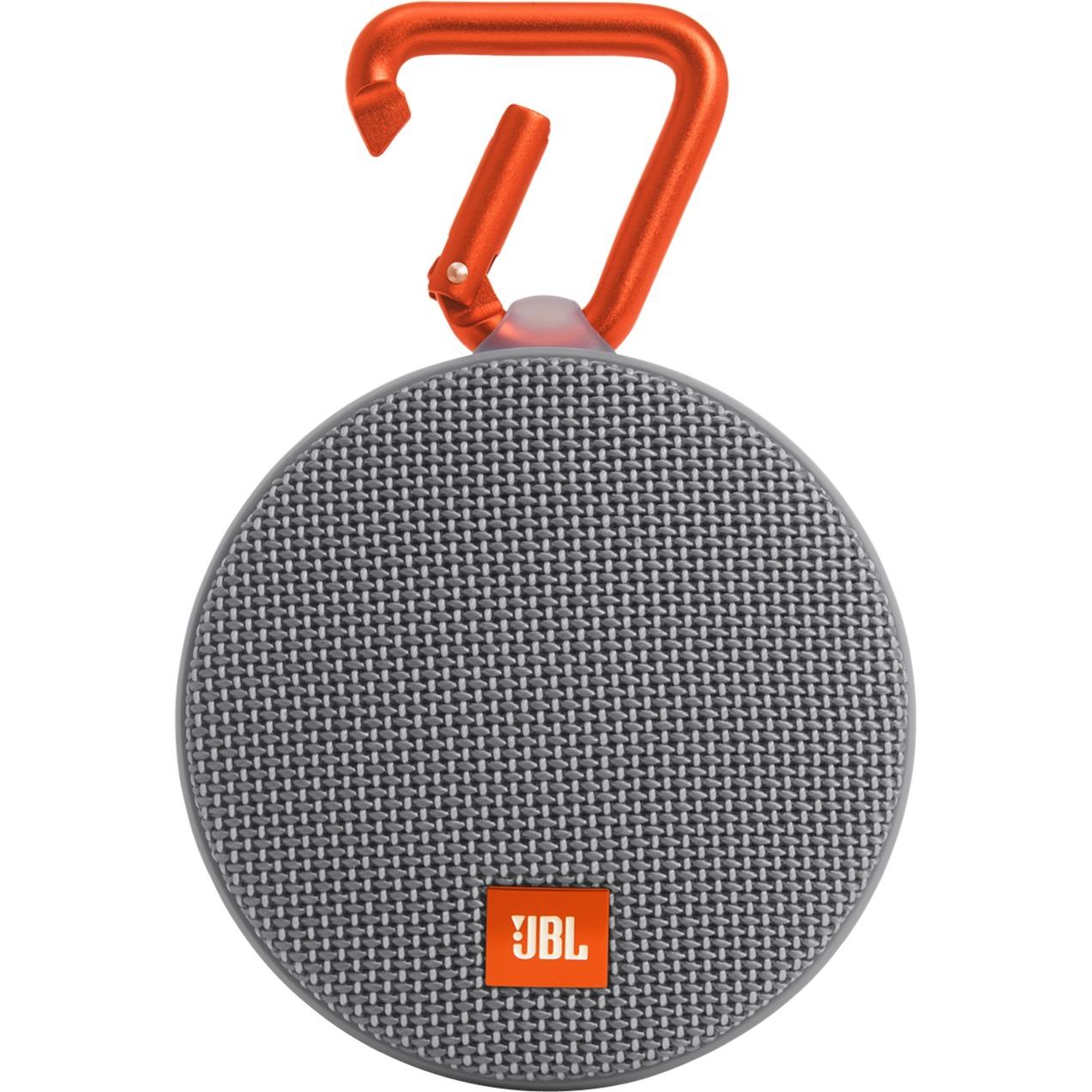 Clip 2 Mono portable speaker 3W Gris, Naranja, Altavoz