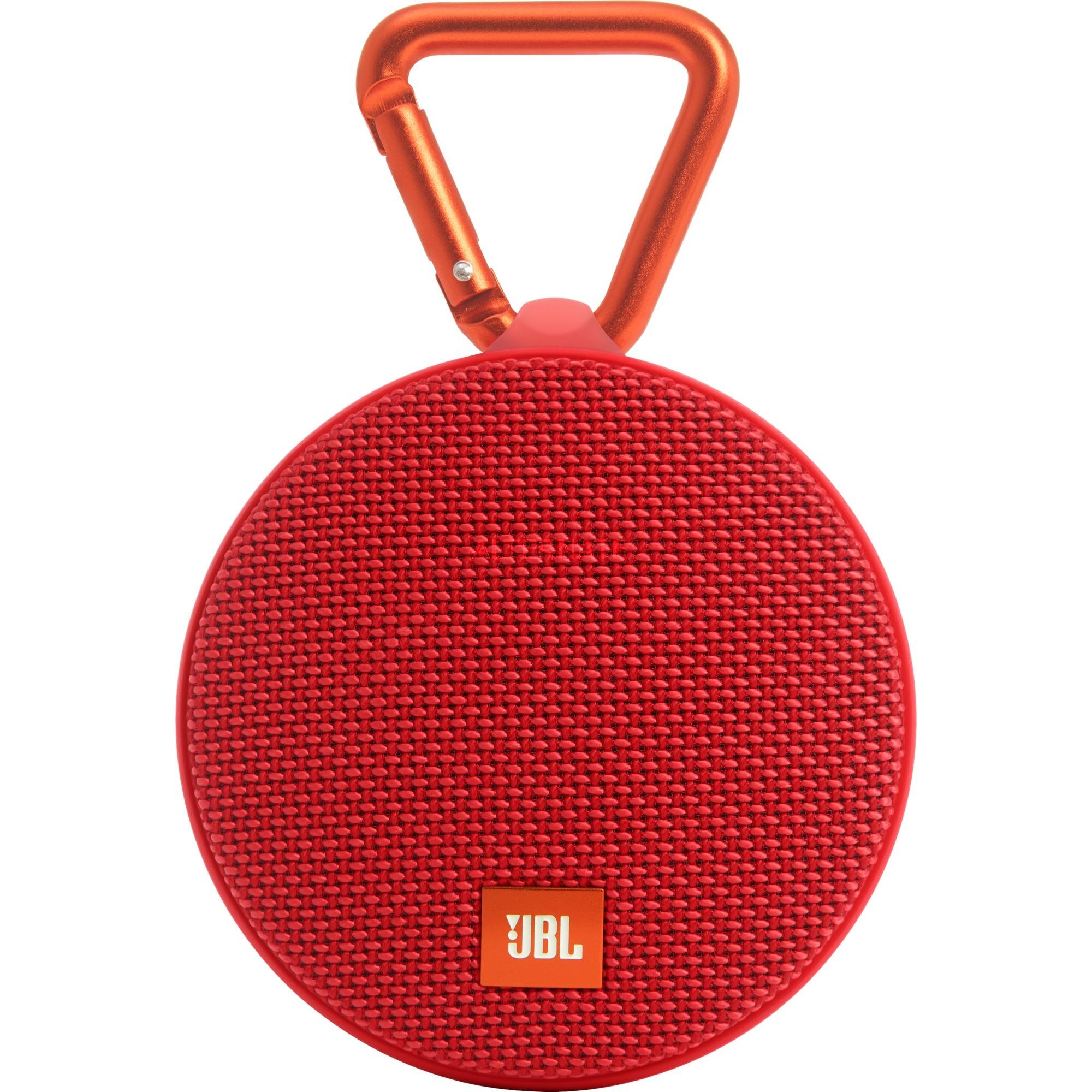 Clip 2 Mono portable speaker 3W Naranja, Rojo, Altavoz