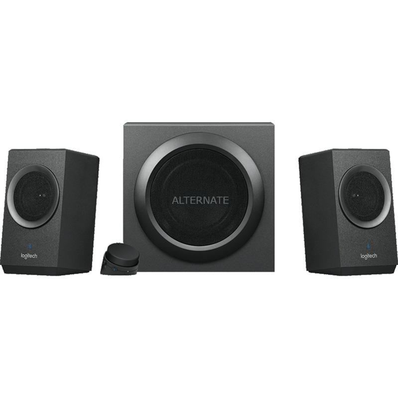 Z337 2.1channels 40W Negro conjunto de altavoces, Altavoces de PC