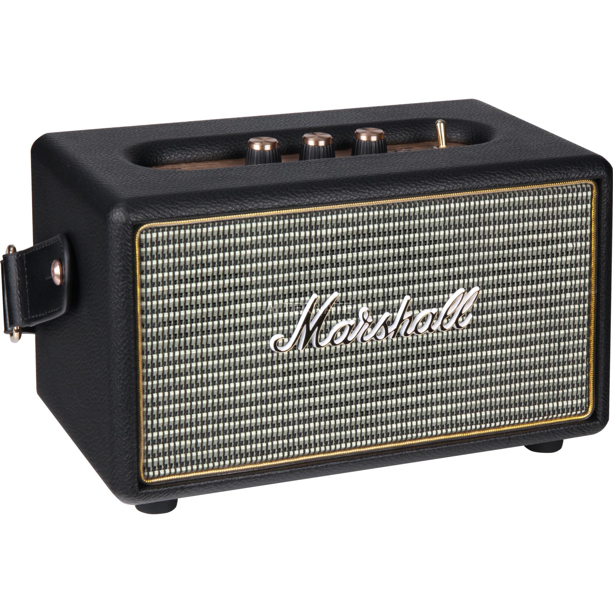 ACTON Mono portable speaker 41W Negro, Altavoz