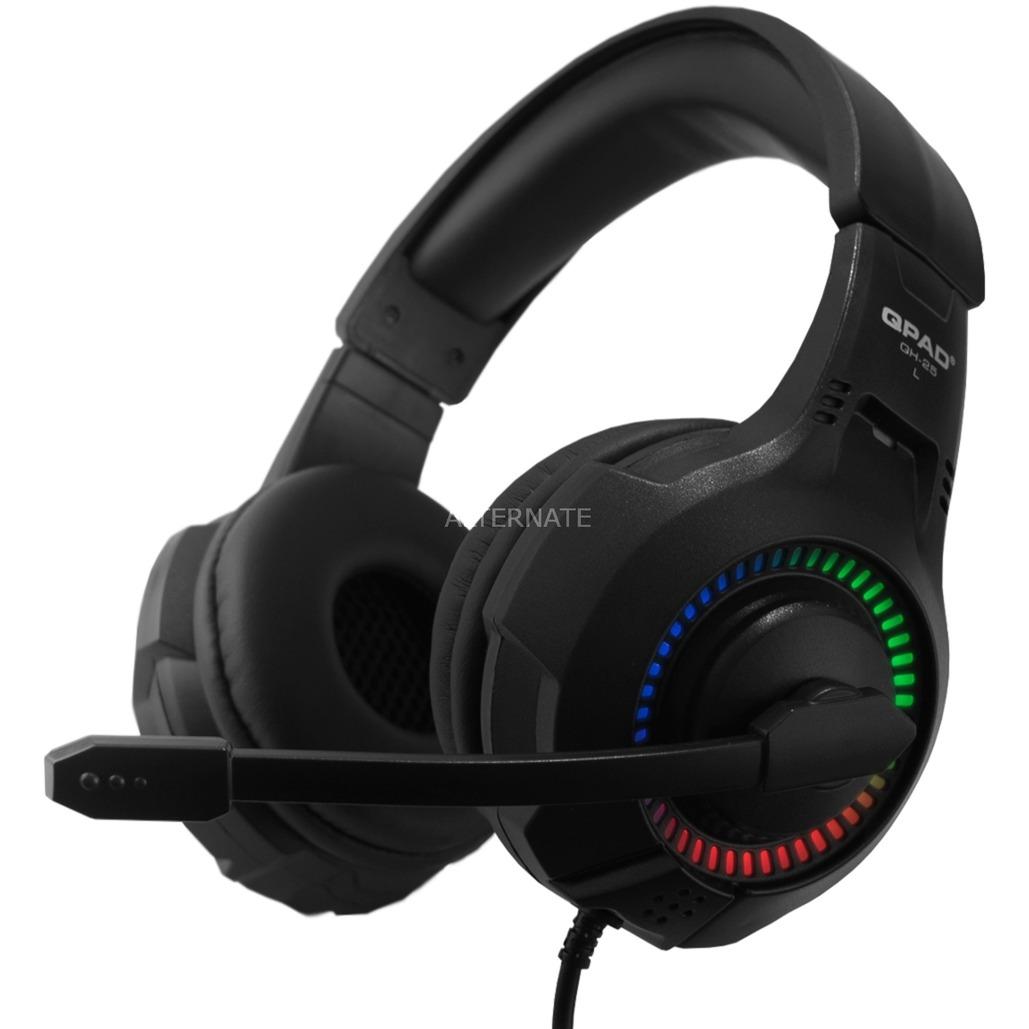 QH-25, Auriculares con micrófono