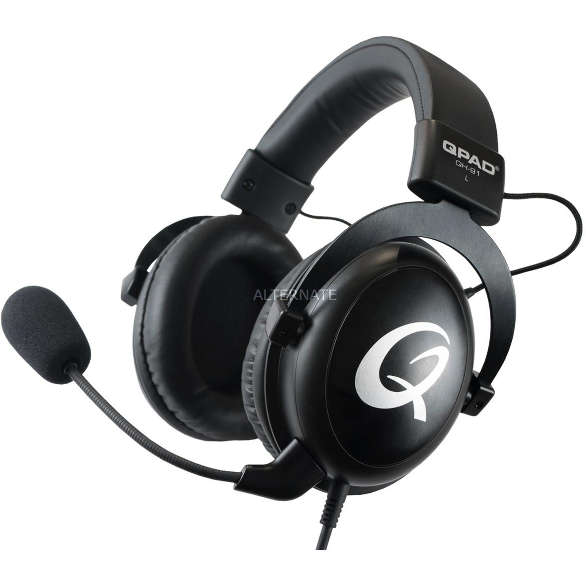 QH-91, Auriculares con micrófono