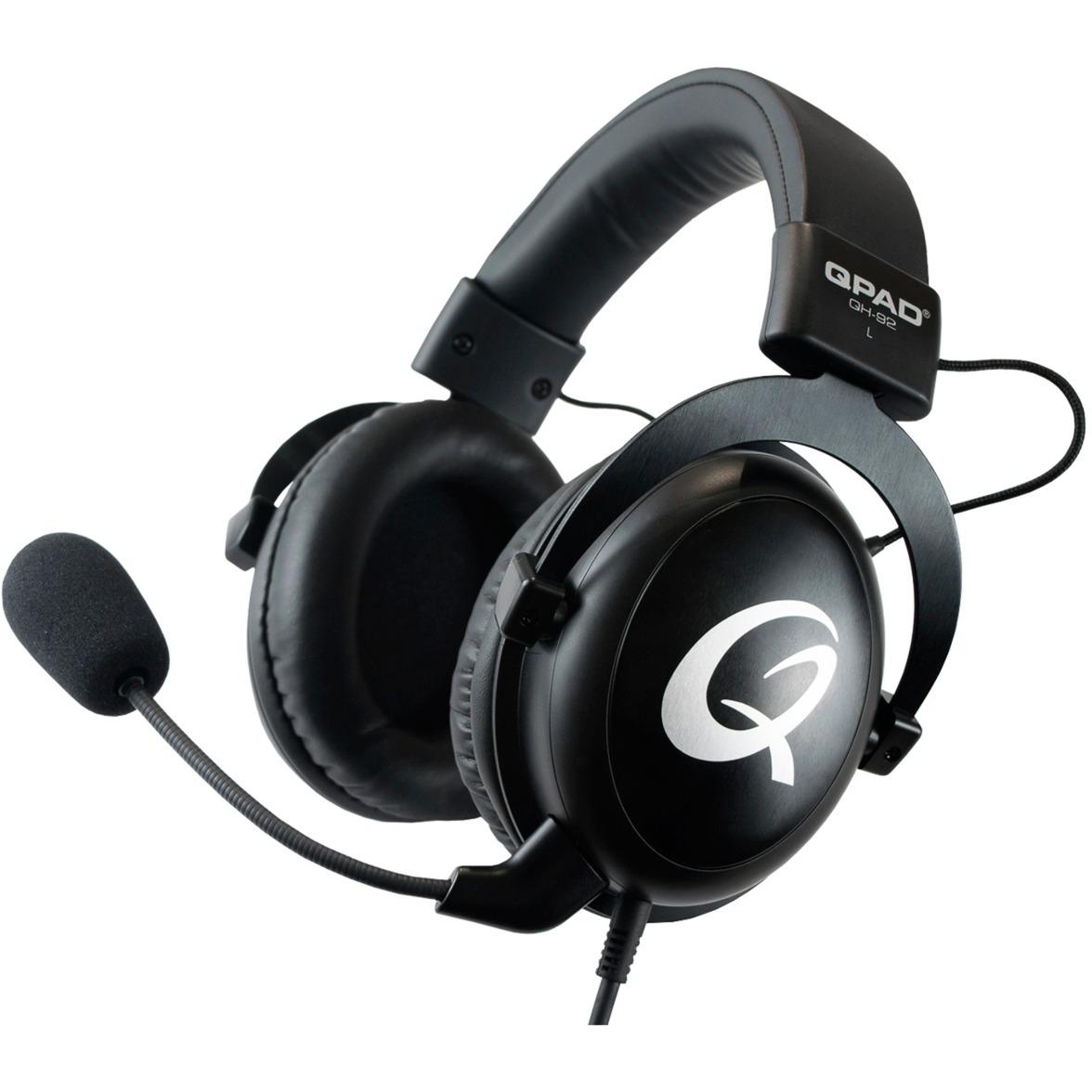QH-92, Auriculares con micrófono