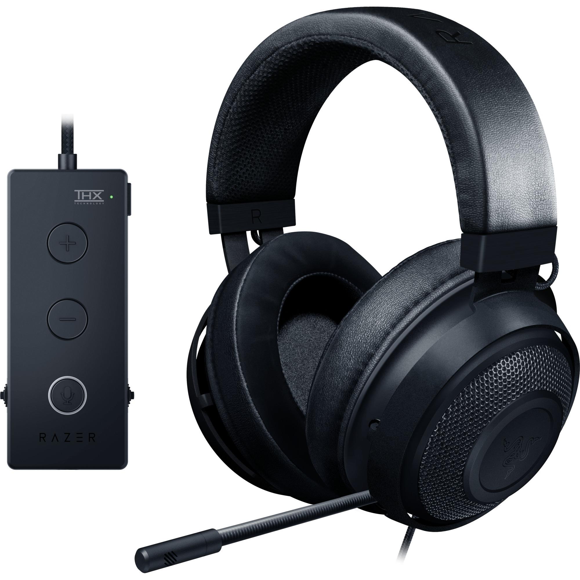 Kraken Tournament Edition, Auriculares con micrófono
