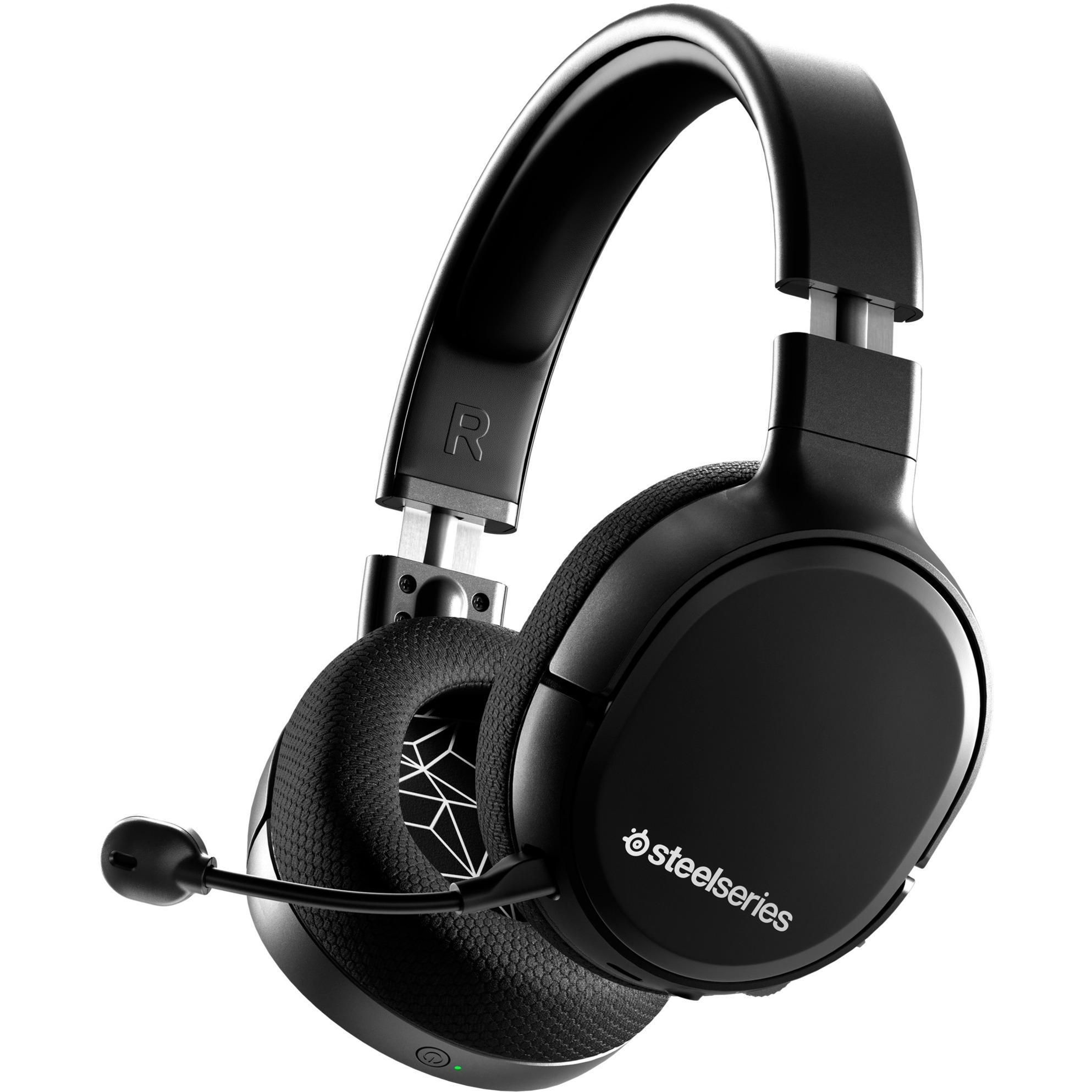 Arctis 1 Wireless, Auriculares con micrófono