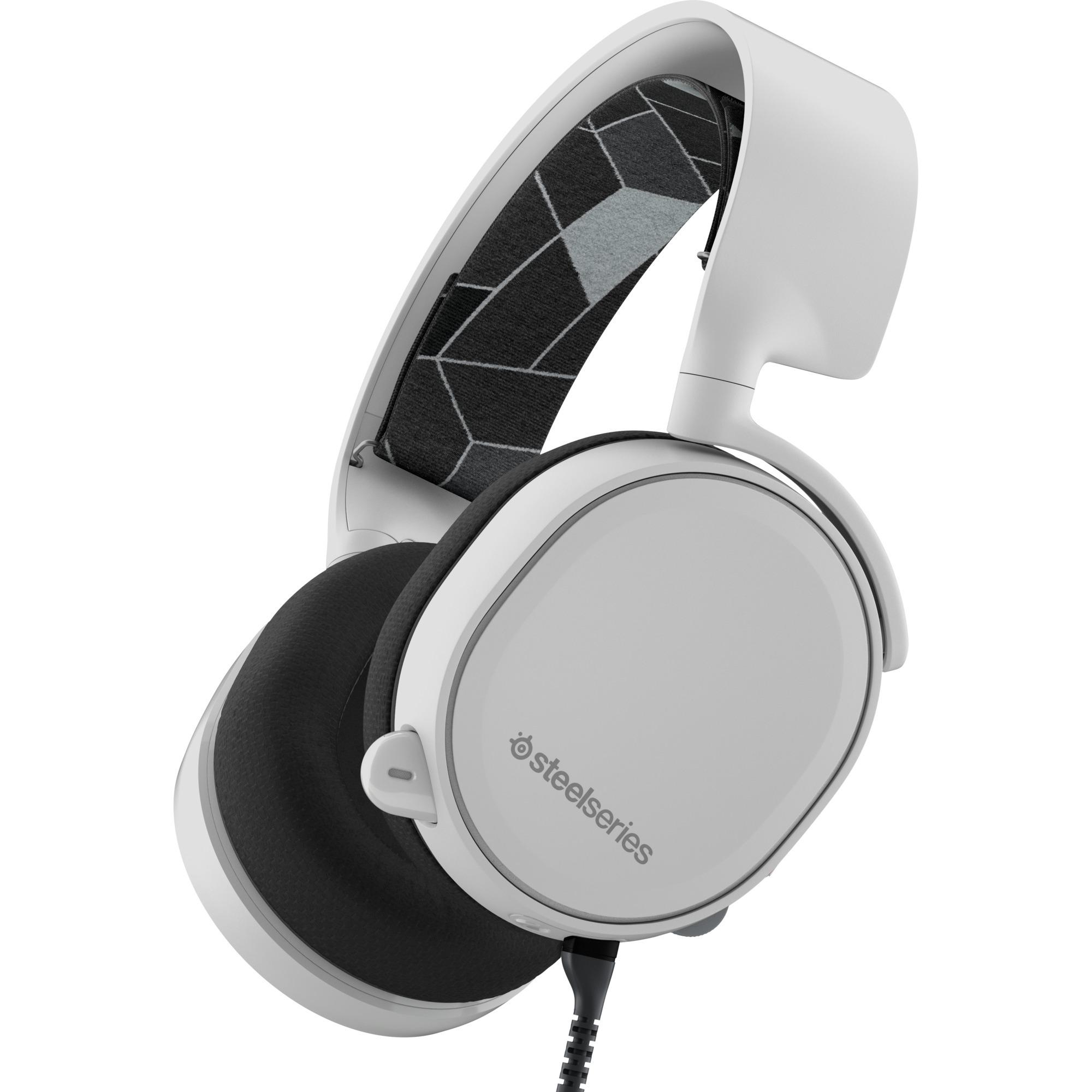 Arctis 3, Auriculares con micrófono