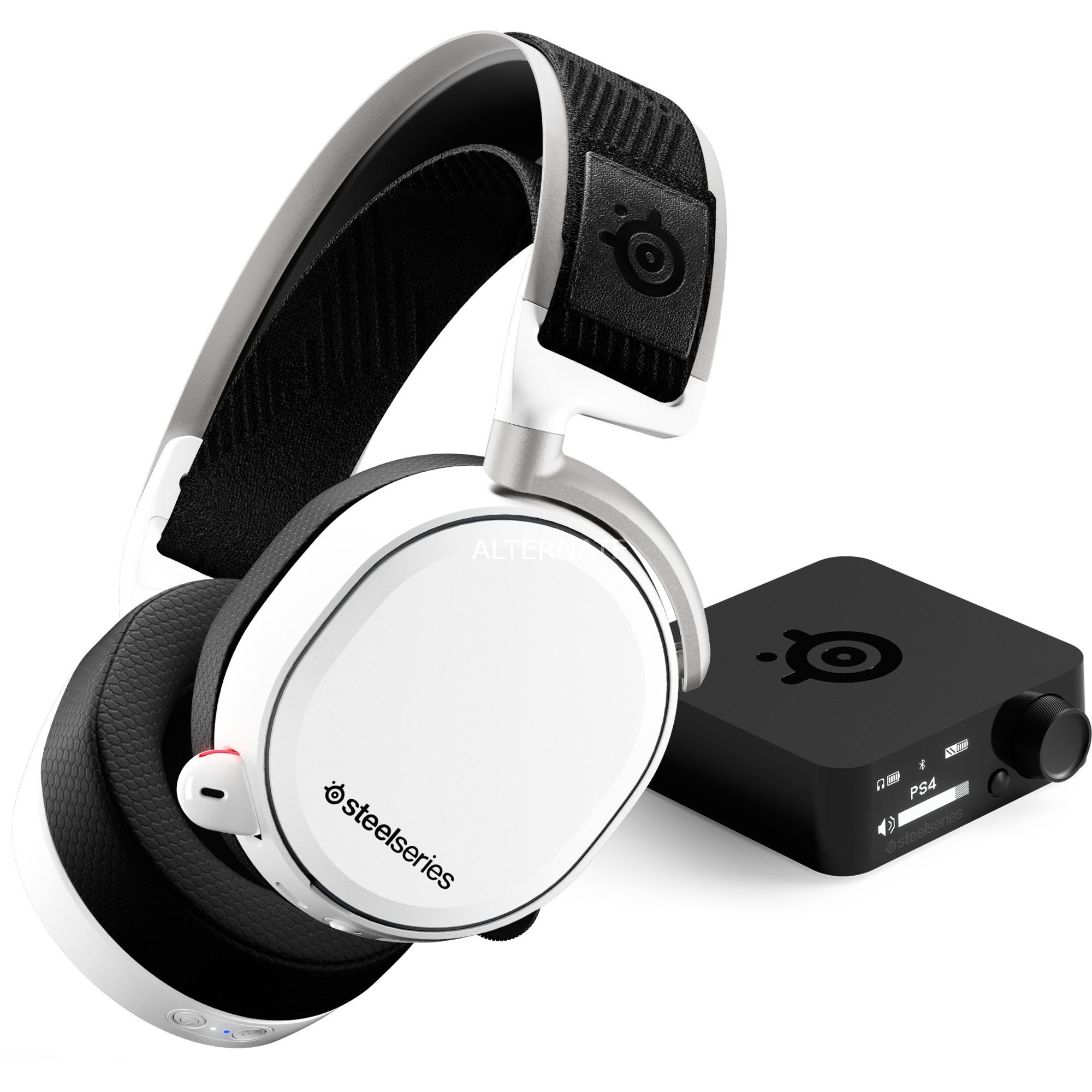 Arctis Pro Auriculares Diadema Negro, Auriculares para gaming