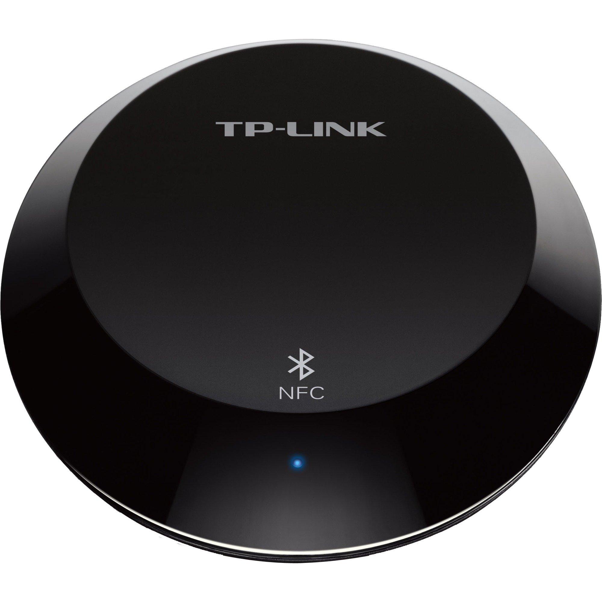 HA100 receptor de audio bluetooth 20 m Negro, Adaptador Bluetooth