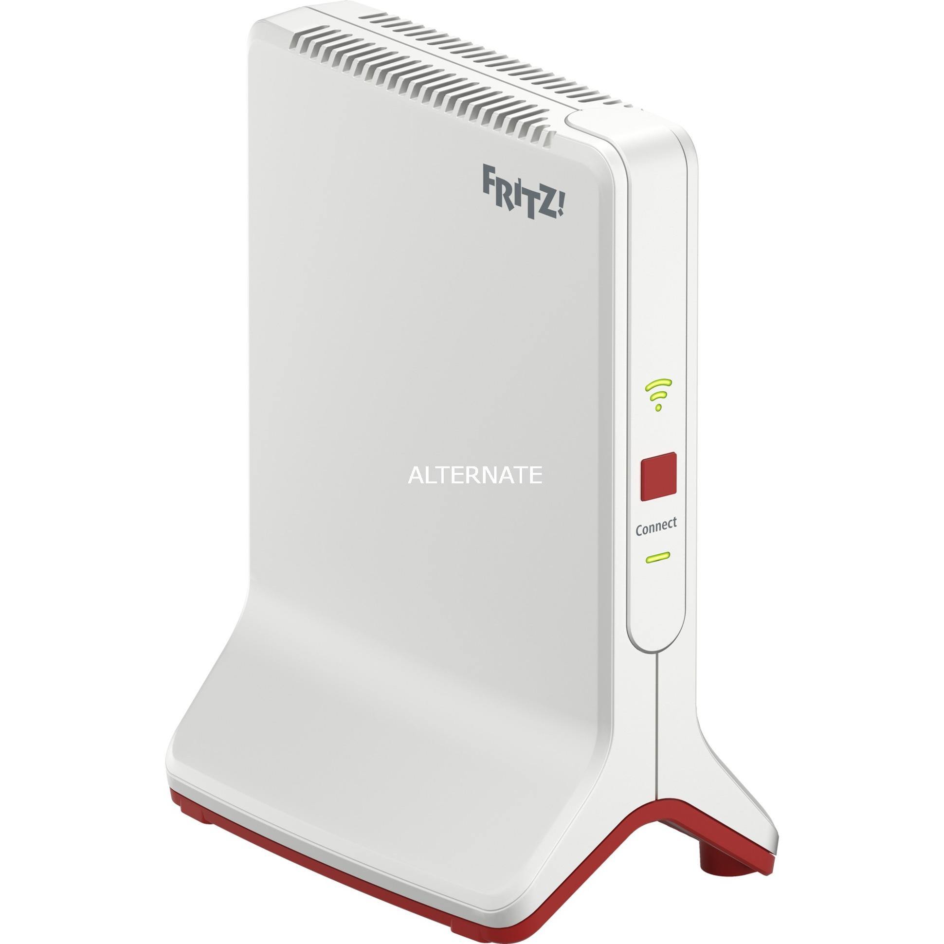 FRITZ!Repeater 3000 3000 Mbit/s Repetidor de red Blanco