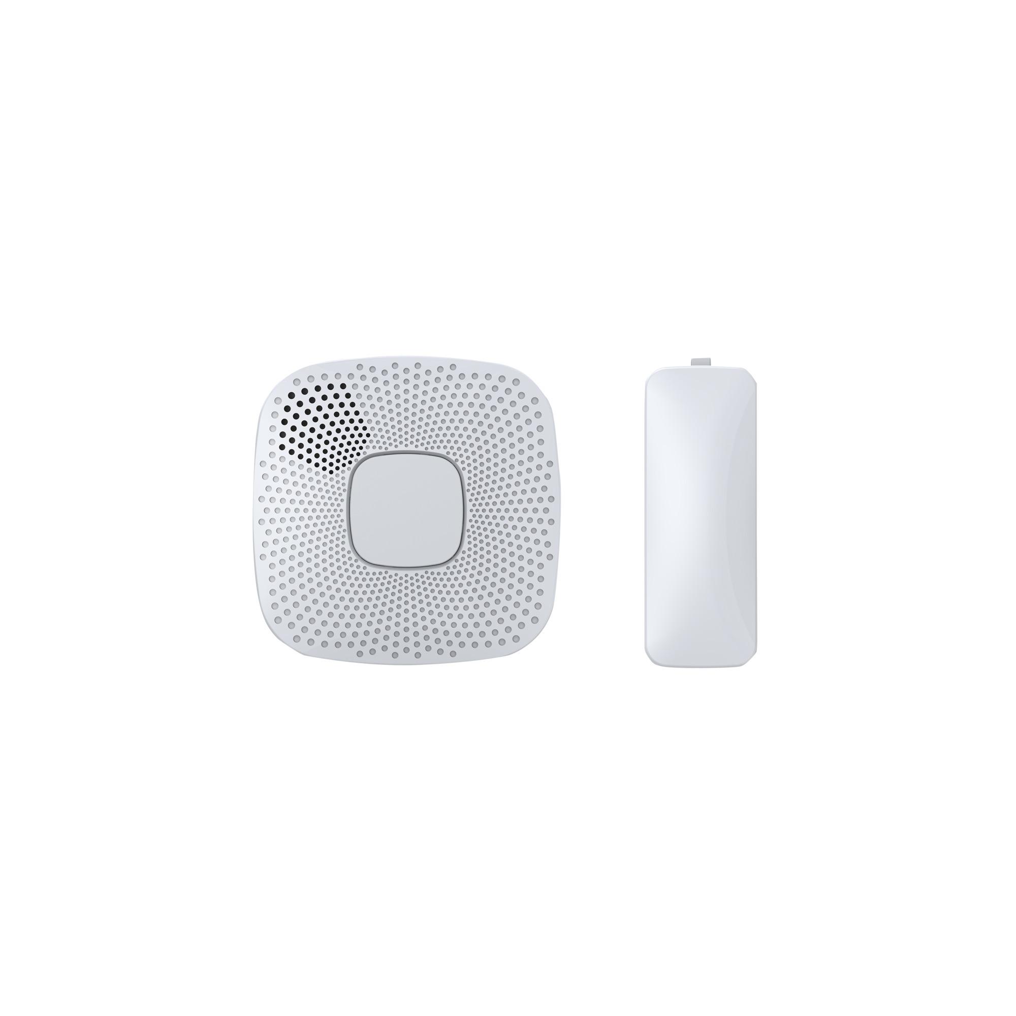 AEOEZW062 Inalámbrico Blanco sensor de puerta / ventana, Controlador de puerta de garaje