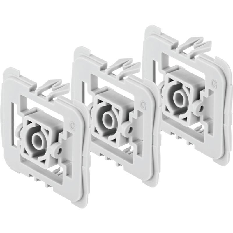 Adapter 3er-Set Gira 55 (G), Adaptador