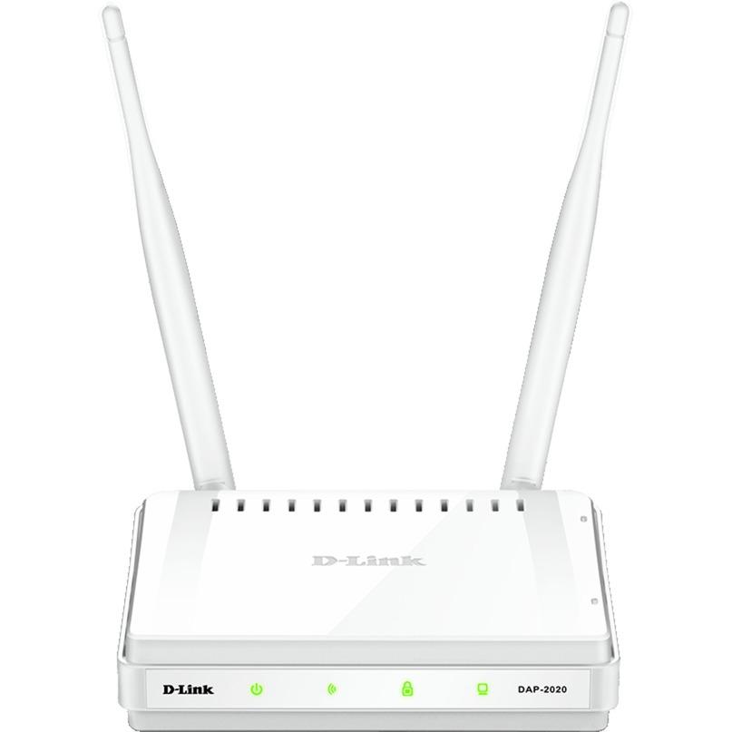 DAP-2020 300Mbit/s Blanco punto de acceso WLAN