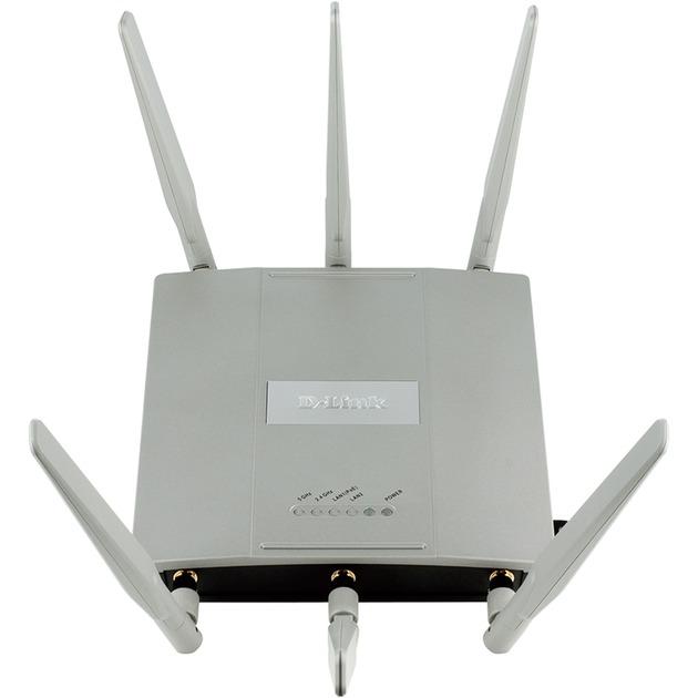 DAP-2695 punto de acceso WLAN 1750 Mbit/s Energía sobre Ethernet (PoE)