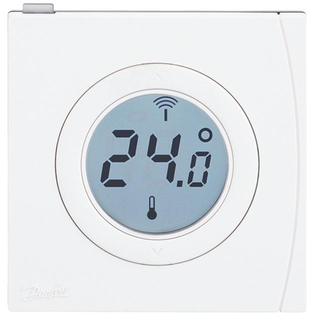 Room Sensor Interior Sensor de temperatura Alámbrico, Termostato