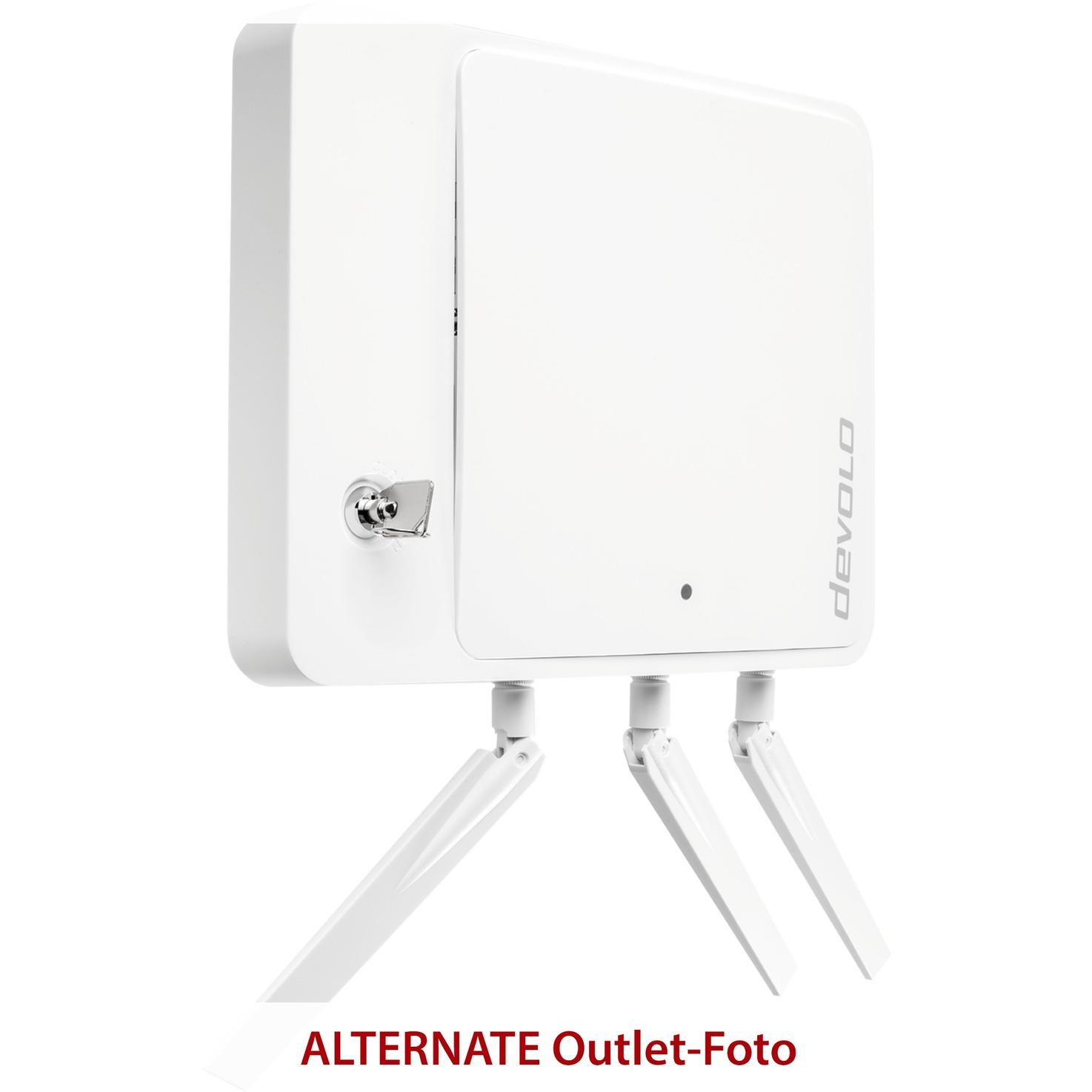 WM1 Color blanco equipo de red 3G UMTS, PowerLAN