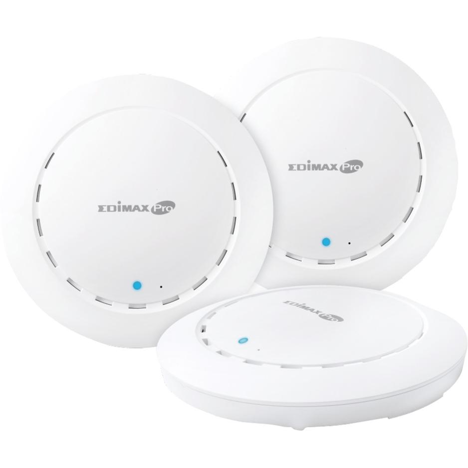 CAP300-3SB 300Mbit/s Energía sobre Ethernet (PoE) Color blanco punto de acceso WLAN