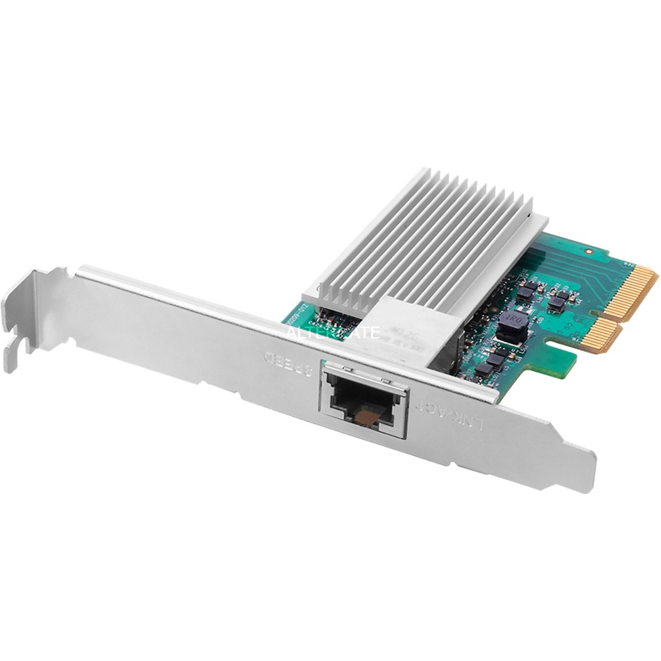 EN-9320TX-E adaptador y tarjeta de red Interno Ethernet 10000 Mbit/s, Adaptador de red
