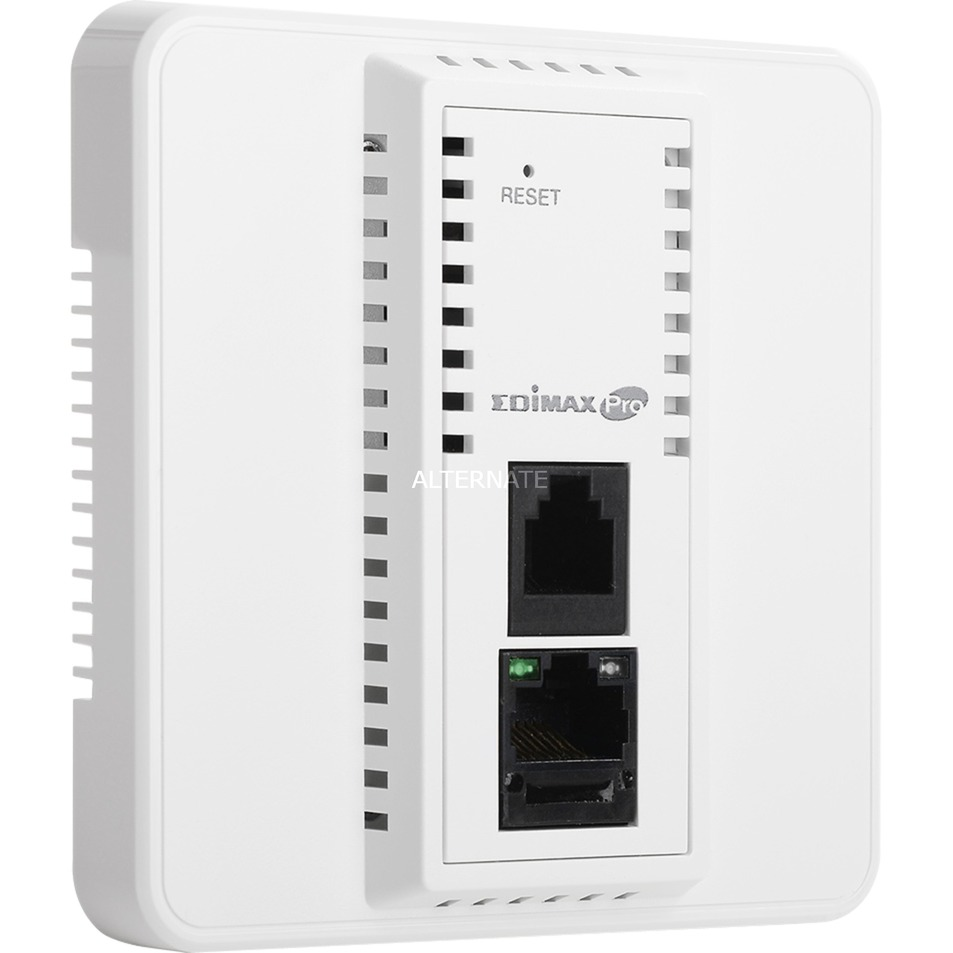 IAP1200 punto de acceso WLAN 867 Mbit/s Energía sobre Ethernet (PoE) Blanco
