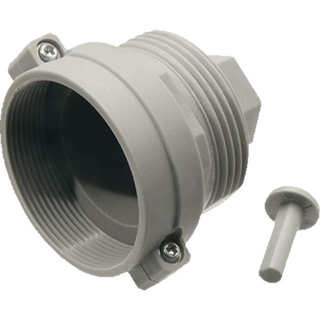 76029 racor para tubo y tubería de suministro de agua, Adaptador
