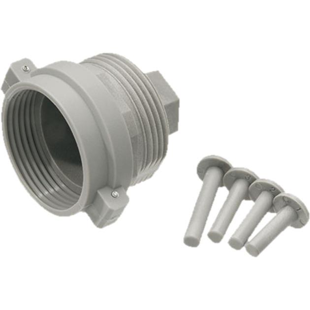 76030 racor para tubo y tubería de suministro de agua, Adaptador